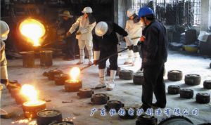 Aluminum Casting Electric Furnace pictures & photos