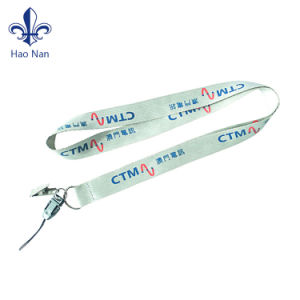 Eco-Friendly Promotion Gift Neck Strap Printed Lanyard with Badge Holder pictures & photos