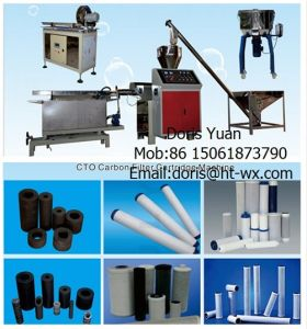 High Absorption CTO Carbon Filter Making Machine (WXHT-Carbon86)