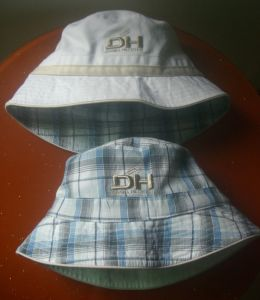 Plain Reversible Cotton Brushed Bucket Hat with Middle Straps pictures & photos