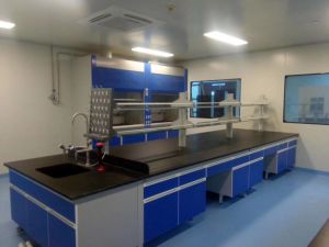High Quality Wooden Laboratory Workbench (PS-WB-007) pictures & photos