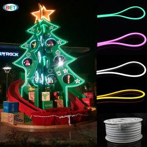 christmas bendable price 110v 230v led neon flex rope light neon lighting