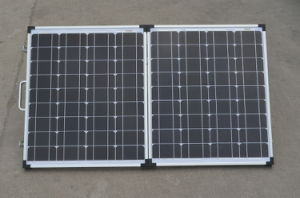 160W Folding Solar System Portable for Camping pictures & photos