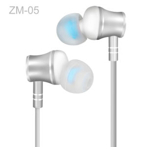 High Quality Metal Earphone Earbuds Handsfree