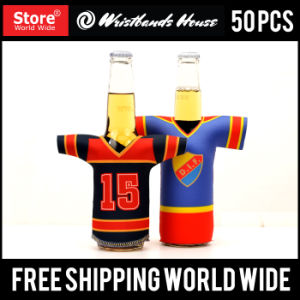Dye Sublimation Full Color Custom Print Bottle Jersey Koozie pictures & photos
