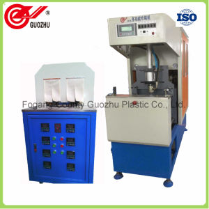 Semi Automatic Pet Bottle Blowing Machine pictures & photos