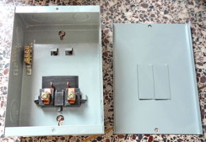 Tls-2way Plug in Load Center pictures & photos
