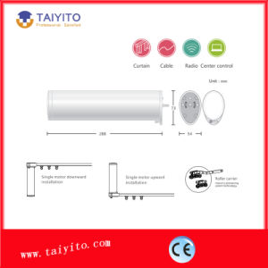 Tianjin Taiyito Smart Home Automatic Electric Motorized Curtain System