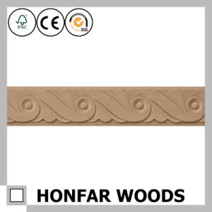 USA Fsc and SGS Carved Moulding for Ceiling Decor