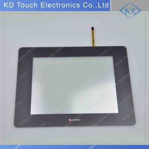 7 Inch 4 Wires Resistive Touch Screen Panel with Graphic Overlay for GPS Product pictures & photos