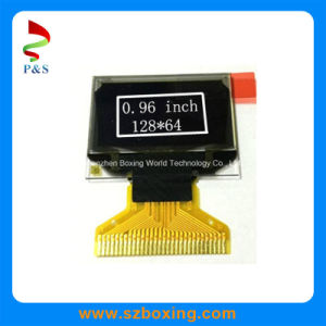0.96 Inch OLED Display with 128*64 P pictures & photos