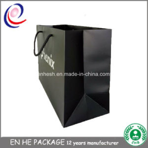 Coated Paper Shopping Bag Manufacturer in Shanghai China