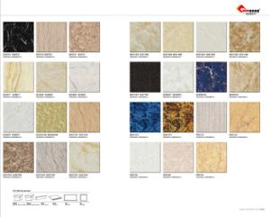 Foshan Porcelain Marble Tile Factory (PK6146) pictures & photos