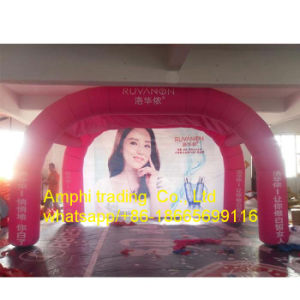 Inflatable Event Entrance Sealed Type Arch Gate Inflatable Doorway