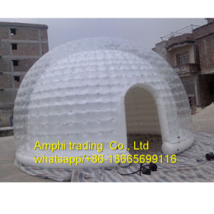 Inflatable Transperant Clear Booth Tent