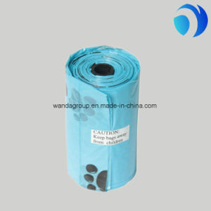 HDPE LDPE Plastic Bags Dog Poop Bags for Promotion