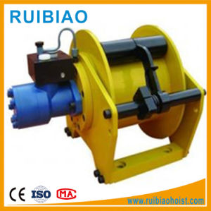 High Quality Trawl Winch Construction Hoist Parts Winch Have Load 1.6 Ton for Sale pictures & photos