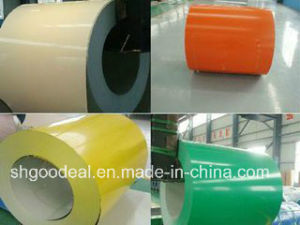 PPGI/PPGL Steel Coils with Many Colors From China