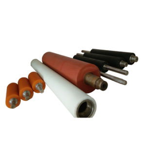 Silicone Rubber Roller for Printing Machine pictures & photos