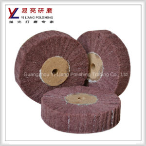 Aluminium Casting Alloy Mobile Phone Shell Flap Grinding Wheels