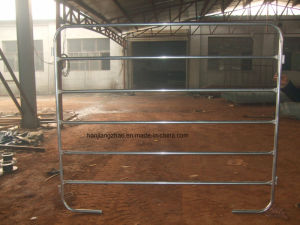 Cheap Galvanized Used Horse Corral Panels / Cattle Round Yard Corral Panel (XMS42) pictures & photos