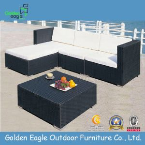 All Weather PE Rattan and Waterproof Compound Sofa
