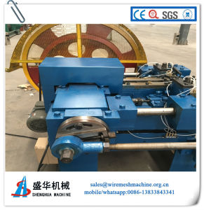 Nail Making Machine (type1C: max wire diameter: 1.2mm) pictures & photos