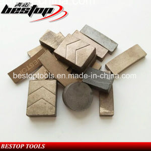 Multi-Layer Diamond Segment for Granite Block Cutting pictures & photos
