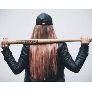 Good Price OEM Logo and Size Customized Wood Baseball Bat pictures & photos