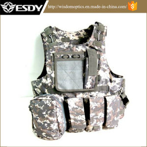 Acu Camo Tactical Molle Vest Military Tactical Vest pictures & photos