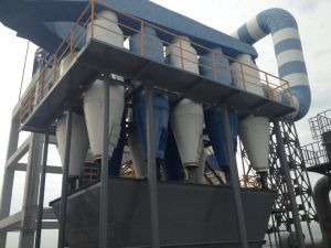 Dry Type Cyclone Separator of Detergent Powder Production Line Equipment