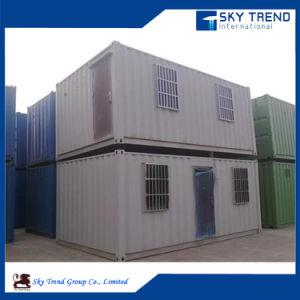 20FT 40FT Foldable Flat Pack Container Home pictures & photos
