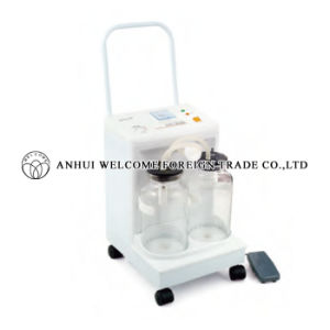 Medical Electric Suction Apparatus Ah7-1-23-4 pictures & photos