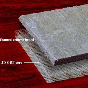 3D GRP foam concrete sandwich panel - Jiujiang Xingli Beihai ...