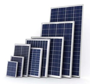 Haochang High Efficiency 265W up Solar Module Monocrystalline for off Grind System pictures & photos