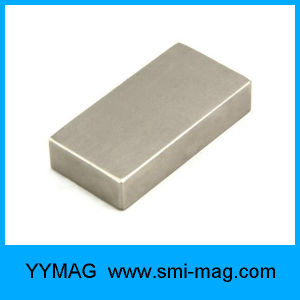 Permanent NdFeB Neo Cube Neodymium Block Magnets pictures & photos