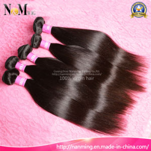 Can Dye Any Color Malaysian Human Hair Weave Bundles (QB-MVRH-ST) pictures & photos