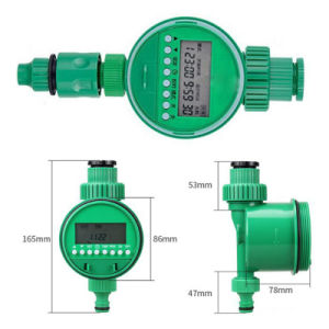 Horticultural Irrigation Equipment Timer Householding Irrigation Controller Solenoid Valve Timer Irrigation Timer Systems pictures & photos