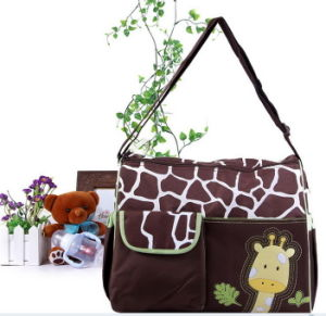 New Style Breathable Mummy Bag Single Shoulder Bag Easy to Carry The Mother Bag Travel pictures & photos