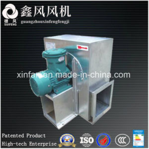 Dz-600 Stainless Steel Square Heat Insulation Fan pictures & photos