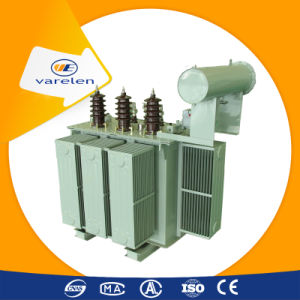 11/0.4kv 100kVA to 2.5mva Three Phase Oil- Immersed Electrical Transformer