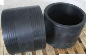 Large Size 800mm, 900mm HDPE Electrofusion Coupler for Gas and Water Pipe (HDPE-EF)