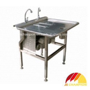 Poultry Gizzard Skin Peeling Machine pictures & photos