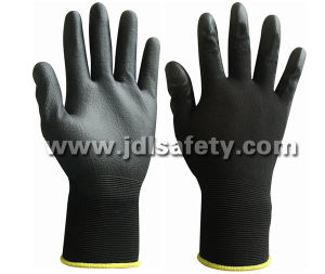 Ce Approved 18 Gauge Work Glove with PU Dipping (PN8003-18) pictures & photos