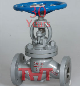 Manual Cast Steel Globe Valve/ Stop Valve/ Flange Connection