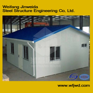 Prefabricated House Living Villa (Model006) pictures & photos