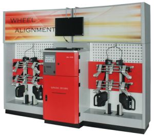 Wheel Balancer Machine, Tyre Changer With CE and ISO9001 (DWA-850A)