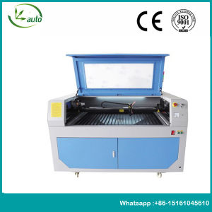Laser Cutting Machine with 80W Reci Laser Tube pictures & photos
