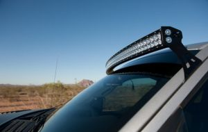 Curved CREE LED off Road Light Bar (ST-1CR-06)