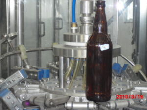 Beer Glass Bottle Rinsing pictures & photos